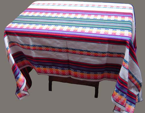 Wool Tablecloth